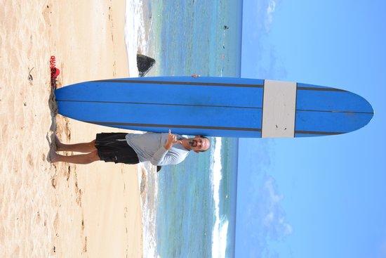 Blue Rush Surf School: Aloha!