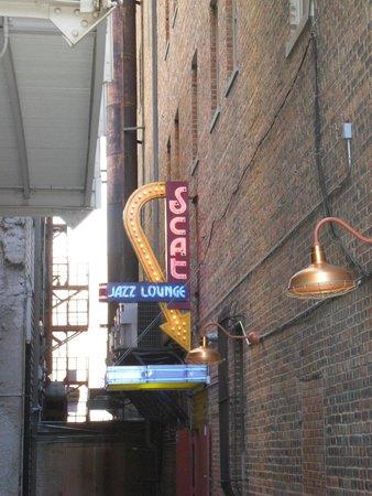 Scat Jazz Lounge Fort Worth Tx