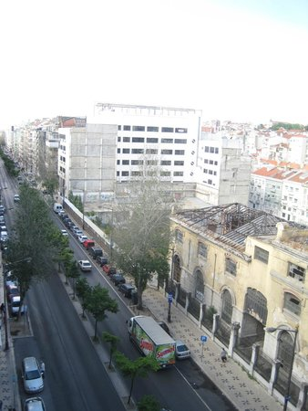 Residencial O Paradouro : view