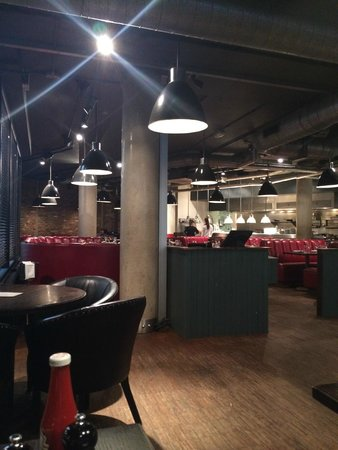 The Hoxton, Shoreditch: dining room