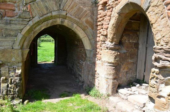 Beauvale Priory Tearooms: Priory 2