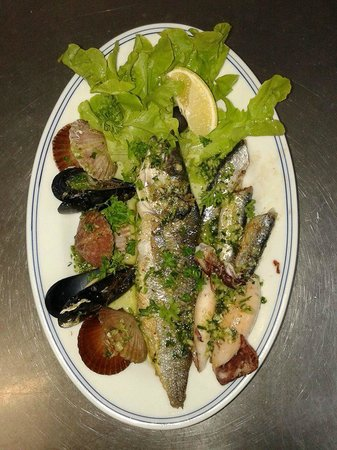 Banjole, Croatia: fish very good