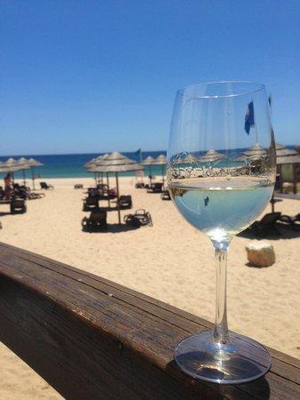 Blue Wave Beach Club : o yes!