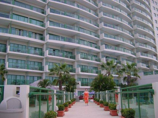 Barceló Salinas: hotel