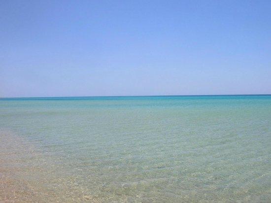 Vincci Nozha Beach Resort: il mare fronte hotel