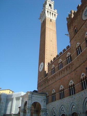 Torre del Mangia: Torre