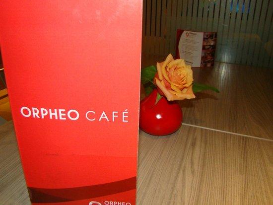 Orpheo Express Hotel: Hotel bem localizado