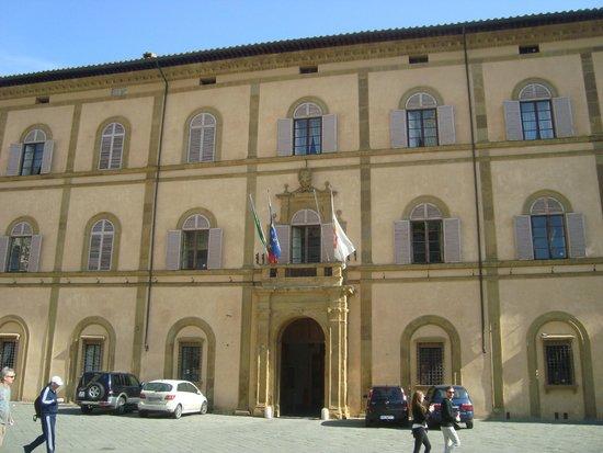 Palazzo Pubblico and Museo Civico: fachada