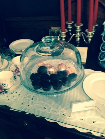 Shipwright Inn: evening treats