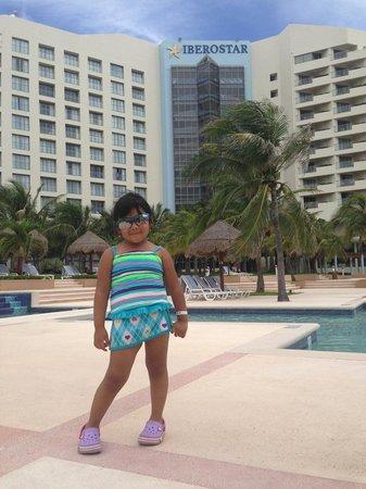 Iberostar Cancun: Piscina