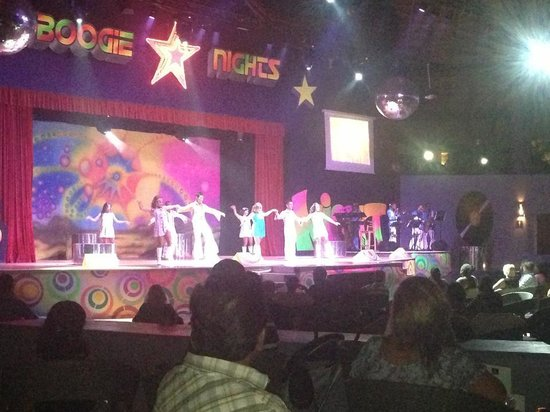 Iberostar Cancun: Teatro
