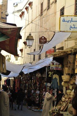Medina of Fez: フェズの街中