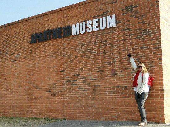 Museo del Apartheid: Muito bom!