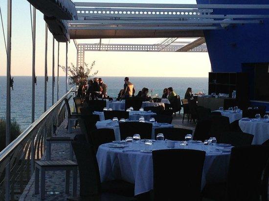 Restaurante O Infante: vistas