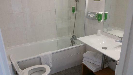 Eza Vista : One of Two Toilets We Had