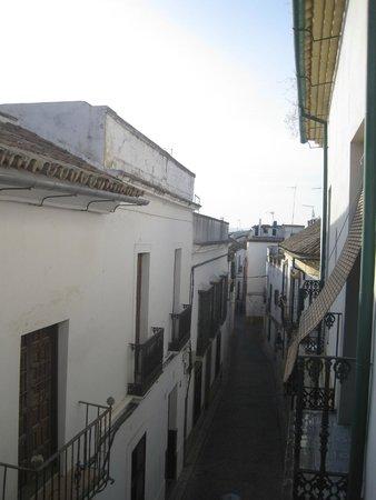 Hostel El Antiguo Convento: view