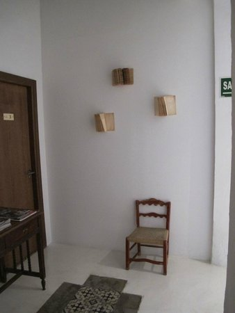 Hostel El Antiguo Convento: corridor