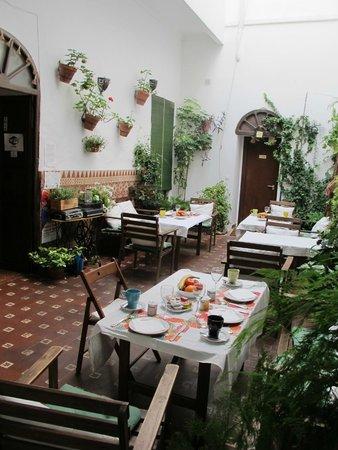 Hostel El Antiguo Convento: dining
