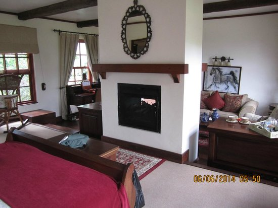 The Manor at Ngorongoro: Our suite
