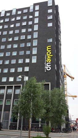 Wakeup Copenhagen Carsten Niebuhrs Gade: Nemt at få øje på