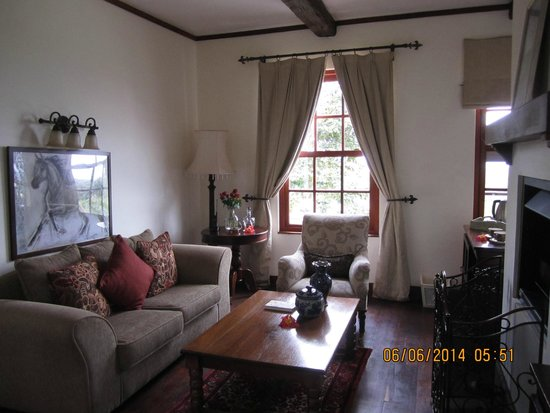 The Manor at Ngorongoro: Our room/suite