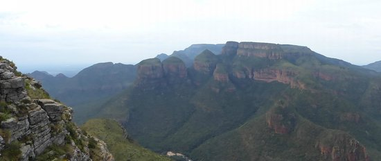 Mpumalanga, South Africa: The Three Rondavels
