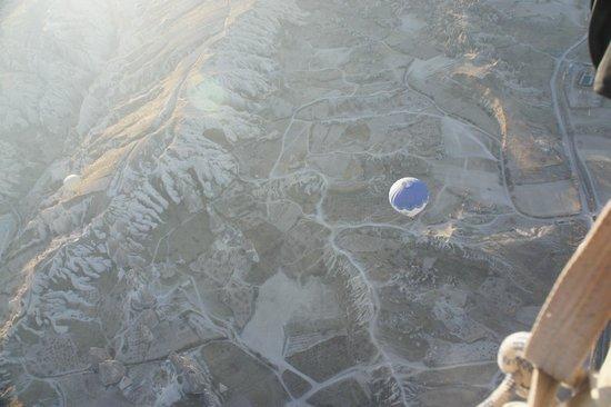 Goreme Balloons: Vuelo en globo