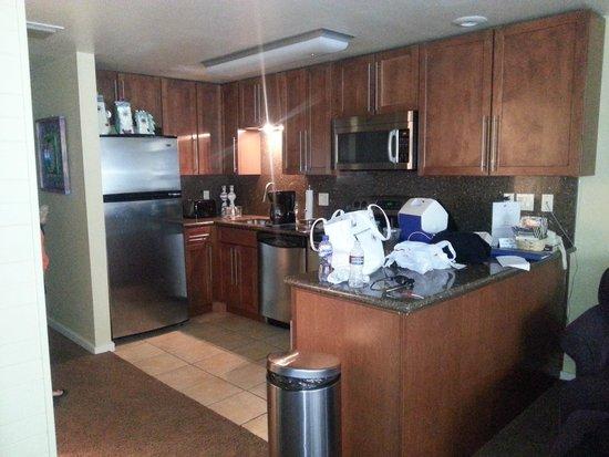 Terracehouse Condominiums : Kitchen