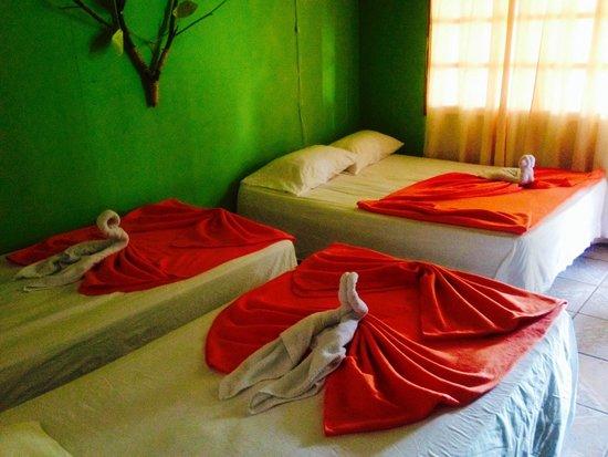 Hotel Tortuguero Natural: Habitaciones