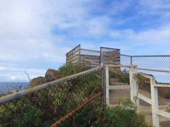 Makapuu Lighthouse Trail: 頂上