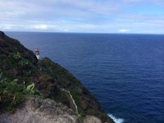 Makapuu Lighthouse Trail: 冬はクジラが見える事も
