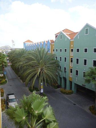 Renaissance Curacao Resort & Casino : Estilo Europeu
