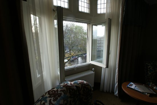 Hampshire Hotel - Amsterdam American : Bay Window