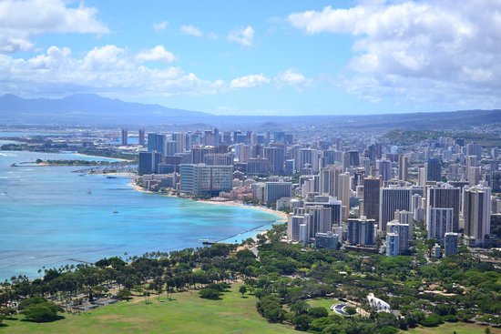 Diamond Head: Honolulu