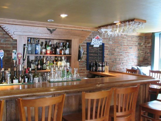 The Restaurant at the Golden Eagle Inn: Craft Beers, Fine Wines and Great Scotch