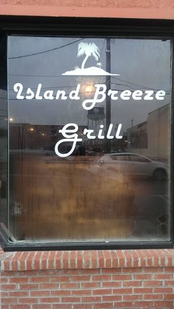 Island Breeze Grill: NEW LOCATION! DOWNTOWN ELIZABETH CITY
