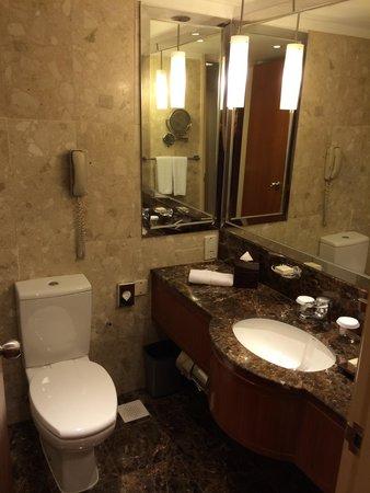 Hilton Singapore : Bathroom