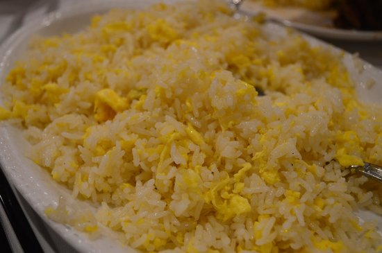 R & G Lounge: Egg Fried Rice