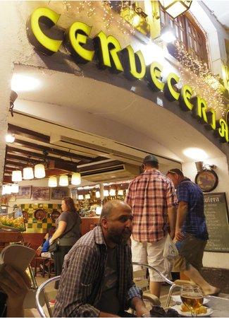 Restaurante Baviera: BOTTAKURI
