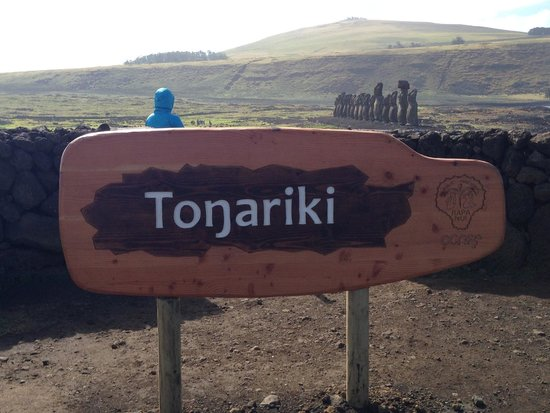 Ahu Tongariki 6