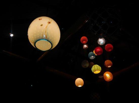 Mama's Fish House : lanterns