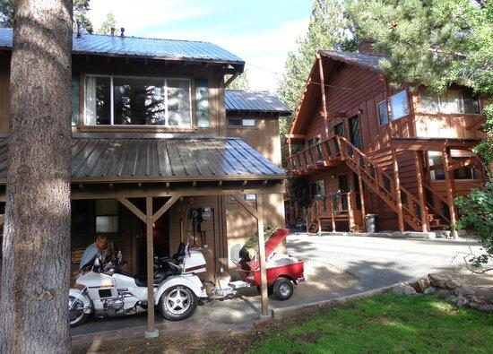 Edelweiss Lodge : Lodge