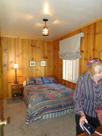 Edelweiss Lodge : This is the smallest room they have.