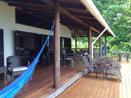 Bosque del Cabo Rainforest Lodge: CB2