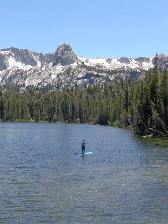Edelweiss Lodge : Lake Mary