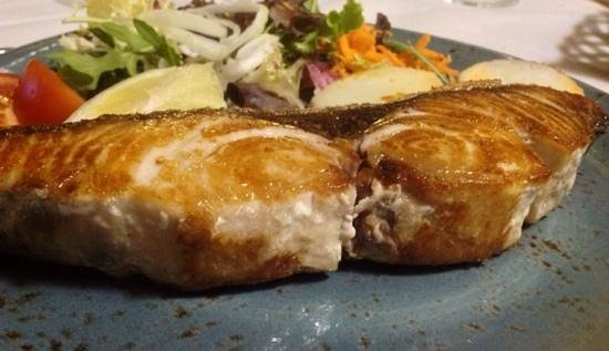 Restaurante Pinatar: ricciola alla griglia