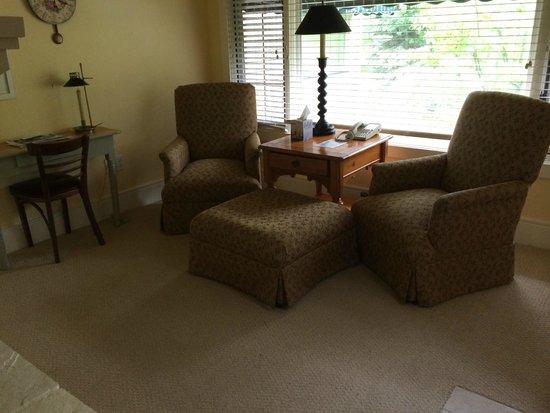 The Homestead: Sitting Room