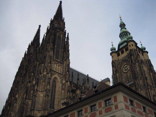 Château de Prague : 聖ビートだいせいか