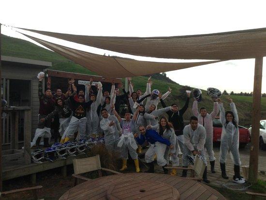Adventure Playground: Great team building activity