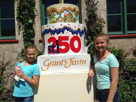 Grant's Farm: St. Louis 250 birthday
